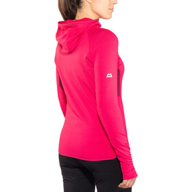 Mountain Equipment Eclipse Veste à capuche Femme, virtual pink/cranberry